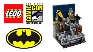 "LEGO Batman ""The Dark Knight of Gotham"" Set! (SDCC Exclusive) - TBB"
