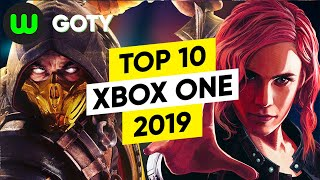 Top 10 Xbox One Games of 2019 | Games of the Year