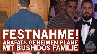 Arafat soll Entführung von Bushidos Frau und Kindern geplant haben! | Verurteilung