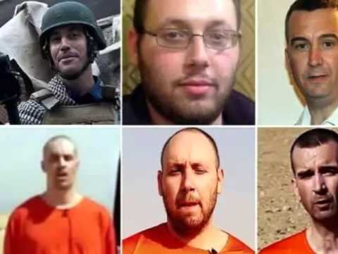 James Foley, Steven Sotloff, David Haines beheading videos ALL staged? More lies to invade Syria?