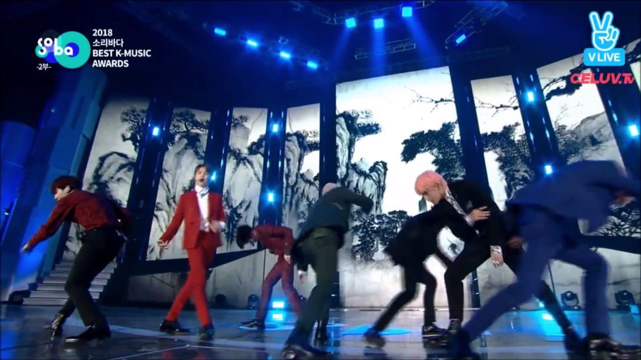 Soribada Best K Music Awards Bts Idol