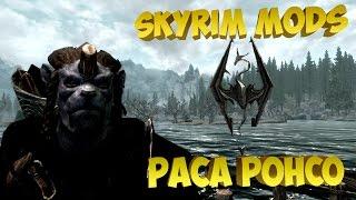 Skyrim mods - Новая раса Ронсо из Final Fantasy @10