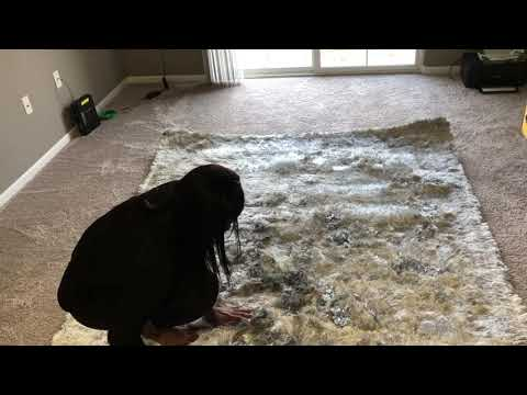 Unboxing Review Of 6'x9' Area Rug By Nuloom