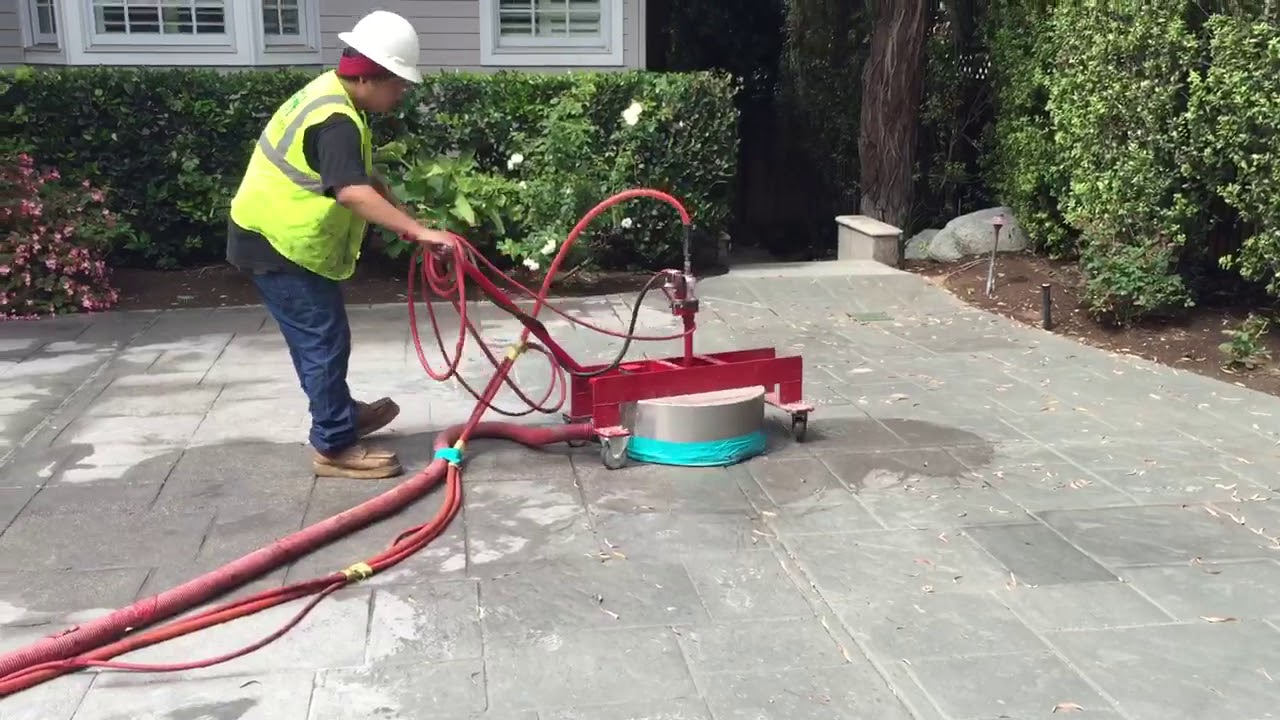 Removal Of 2 Part Epoxy Paint And