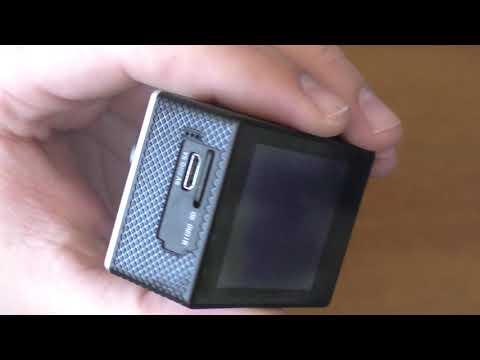 Экшн-камера Skysonic Active II распаковка и обзор