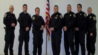 Lost law and order: Indiana police force walks of job