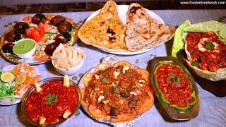 Amazing Punjabi Food | Indian Thali With Food Ranger Nikunj Vasoya