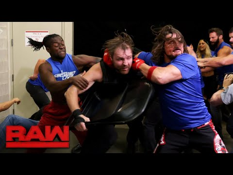 Monday Night Raw falls under siege by SmackDown Superstars: Raw, Oct. 23, 2017