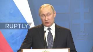 Hungary: Ukraine acts as