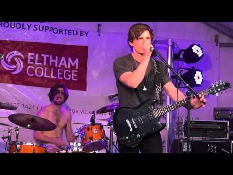 Distances Live at Eltham Festival