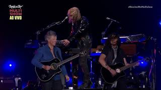 Bon Jovi - Wanted Dead Or Alive | Live at Rock in Rio 2017