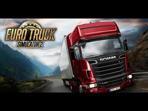 ETS2 Multiplayer - Safe driving + Fuel Saving. C-D Road + lot of reckless drivers