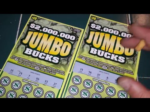 $2,000,000 JUMBO SUCKS BIG CACK - WINNER!!!