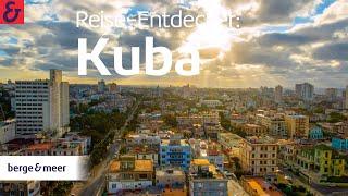 Gambar cover Kuba Reise: Entdecker-Video (Langfassung) | Berge & Meer