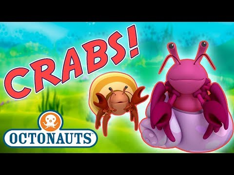 Octonauts - Learn about Crabs | Cartoons for Kids | Underwater Sea Education