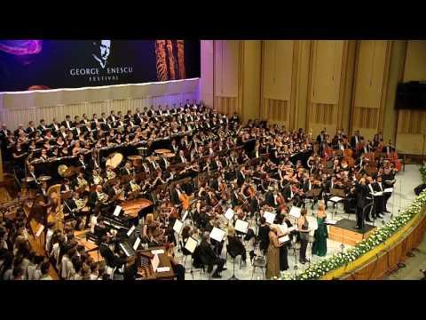 Mahler / Symphony no. 8 / ROMANIAN NATIONAL RADIO ORCHESTRA - Enescu Festival 2015