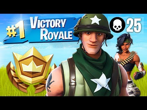 Winning in Solos!! // Pro Fortnite Player // 2050 Wins (Fortnite Battle Royale Gameplay) thumbnail