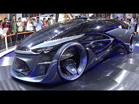 Video Chevrolet Fnr Concept 2016 2017 Youtube