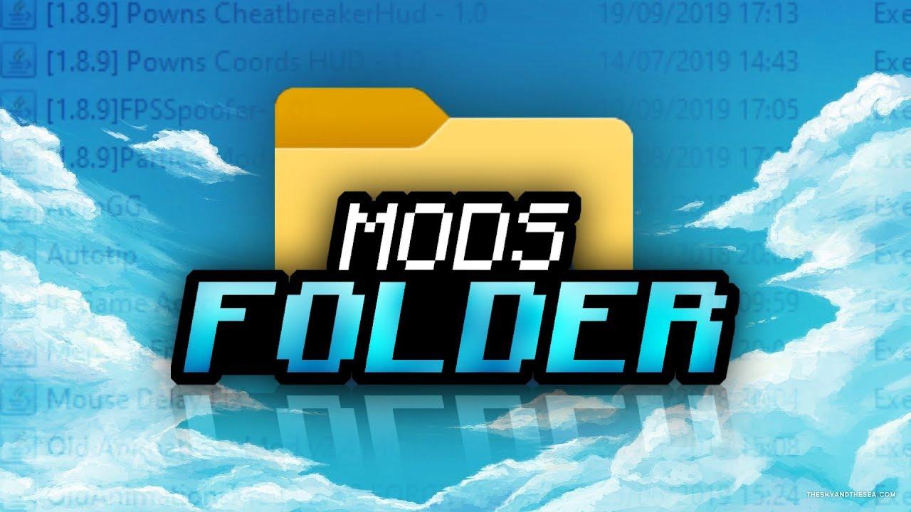 Mods Folder Release 20 1 8 9 Hypixel Pvp Mods Youtube