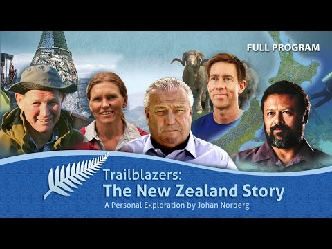 Trailblazers: The New Zealand Story - Full Video