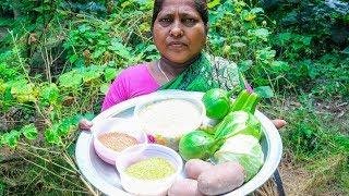 Bengali Food: Vegetable Khichuri Recipe by Village Food Life