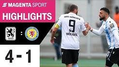 1860 München - Eintracht Braunschweig | Spieltag 21, 19/20 | MAGENTA SPORT
