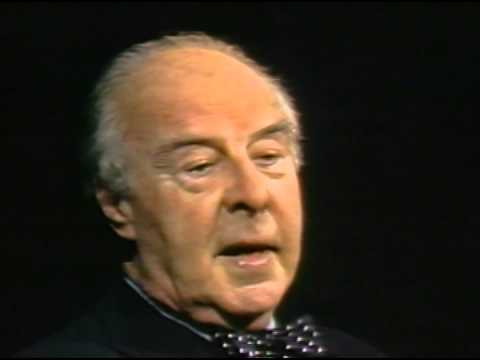 Day at Night: John Houseman Part 1