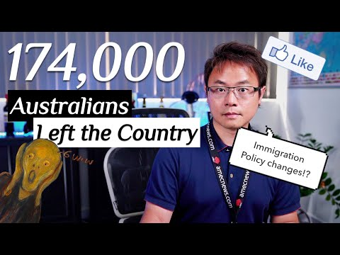 174,000 Australians are leaving Australia between 2020 and 2022!?