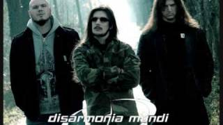 Disarmonia mundi - Across the burning surface
