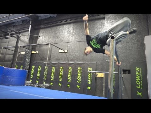 Training at Lowes Extreme AirSports