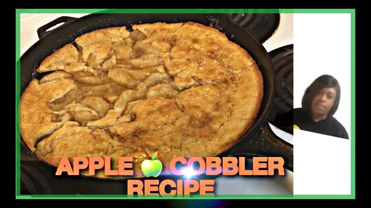 Download How To Make  Apple Cobbler   Apple Conbler