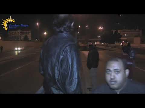 الدرك بفض اعتصام دوار الداخلية بالقوة 14 11 2012  - نشر قبل 19 دقيقة