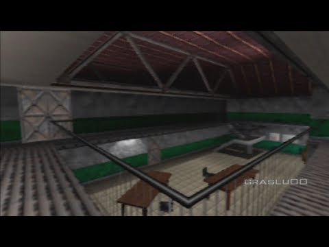 GoldenEye 007 N64 - Archives - 00 Agent (Real N64 capture)
