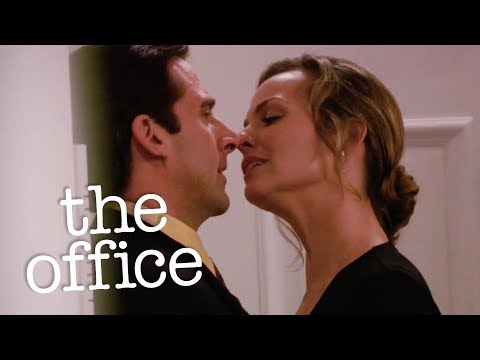 Michael and Jan Have Some Alone Time    The Office US