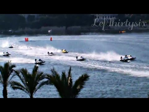 World Powerboat Championship F4 - Brindisi Inshore 2015 [Full Video]