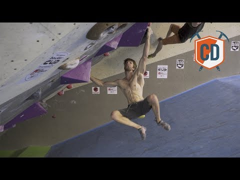 Crazy Boulders And Insane Strength At The Bouldercup | Climbing Daily Ep.971