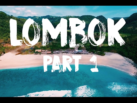 KUTA LOMBOK PART 1 - THE BEST BEACHES | VLOG #20