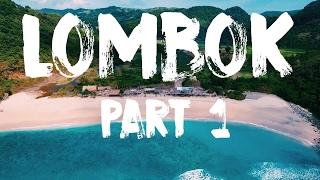 KUTA LOMBOK, INDONESIA - MAWUN, MAWI AND SELONG BELANAK | VLOG #20