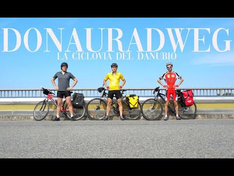 Donauradweg (Danube Bike Path) - Von Passau nach Bratislava/From Passau to Bratislava