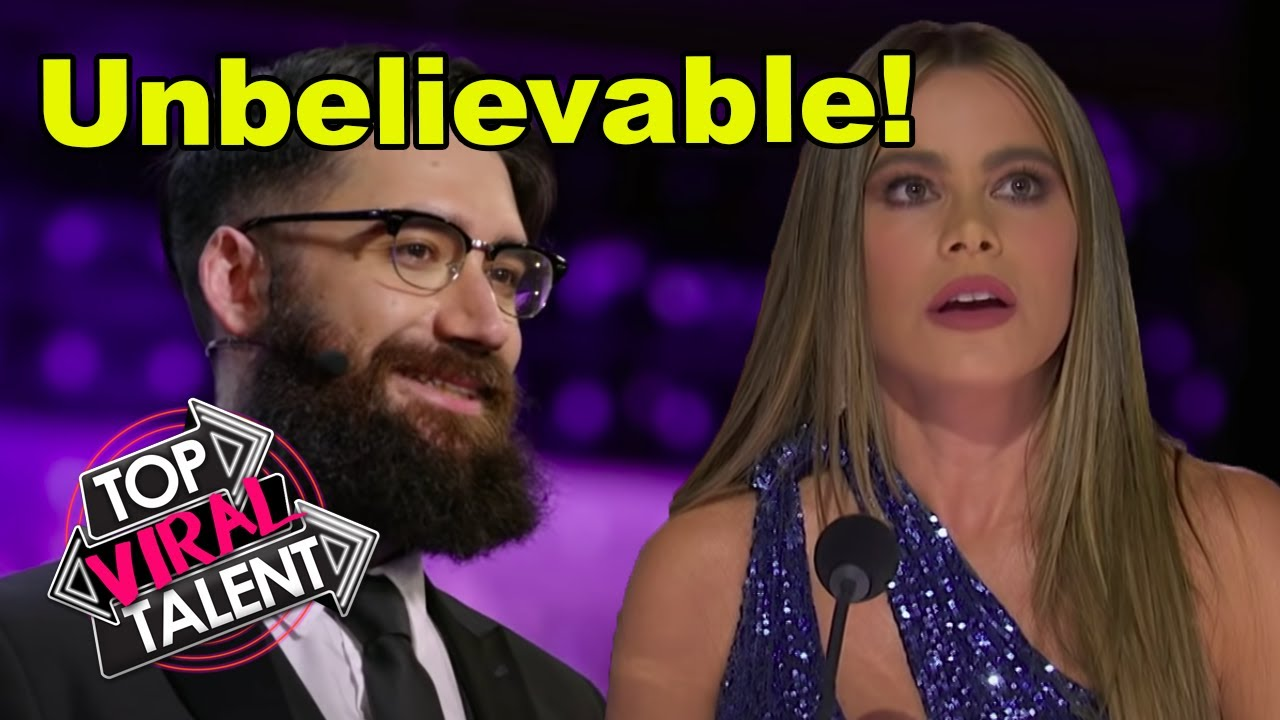 HOW DOES HE DO IT?! Psychic Reads Judges Minds & Shocks JUDGES On America's Got Talent 2021