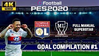 eFootball ПЕМ 2020   збірник Майстер Ліга #1 ● повне керівництво   4К UHD