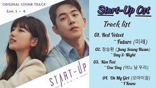 Download Start-Up Original Soundtrack | part 1 ~ 4 | 🔥🔥