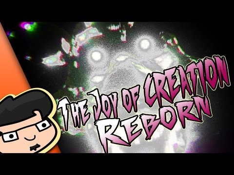 THE BIGGEST WEEABOO GETS SPOOKED! | The Joy of Creation: Reborn 2 [Foxy, Chica and Extras!]