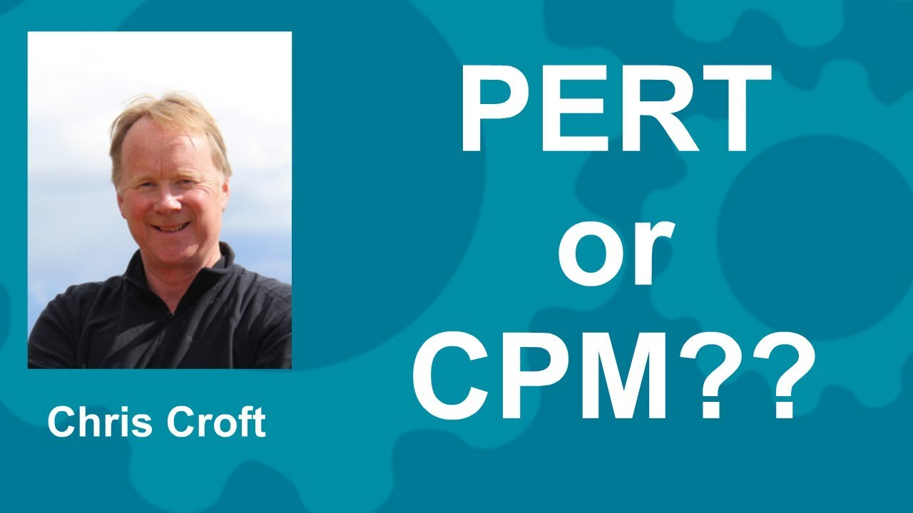 PERT or CPM - what's the difference?. Should you choose PERT or CPM for your Project? The difference is nothing to do with how you estimate the times - you could use the 1:4:1 method for either, .... Youtube video for project managers.