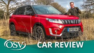 Suzuki Vitara 2019 is it a good choice if you need a small 4x4 SUV?