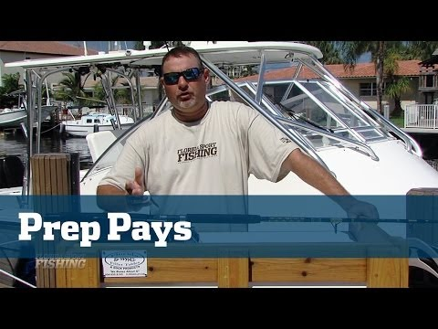 Inshore Or Offshore Preparation Pays For Success On The Water - Florida Sport Fishing TV