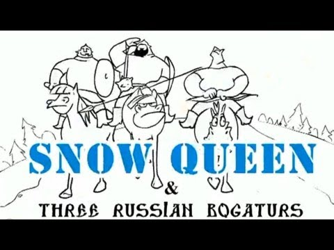 Три богатыря в биатлоне смотреть видео прикол - 3:12