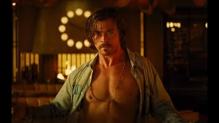 Chris Hemsworth Is a Shirtless Cult Leader in First 'Bad Times at the El Royale' Trailer