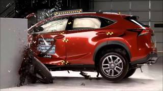 Краш-Тесты (Iihs)/Crash Tests (Iihs) 2015-Part 3