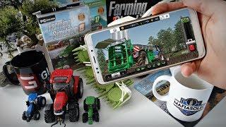 Farming Simulator 18 na Telefonie /FS18 #7 ☆ Nowy Kombajn & Akcja Obornik ㋡ MafiaSolec